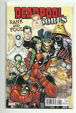 (2010) MARVEL DEADPOOL CORPS RANK AND FOUL ONE SHOT HUMBERTO RAMOS COVER - NM