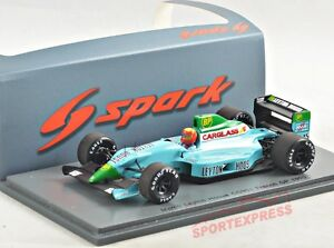 NEW-1-43-SPARK-s2980-Leyton-House-cg901-French-GP-1990-Gugelmin-15