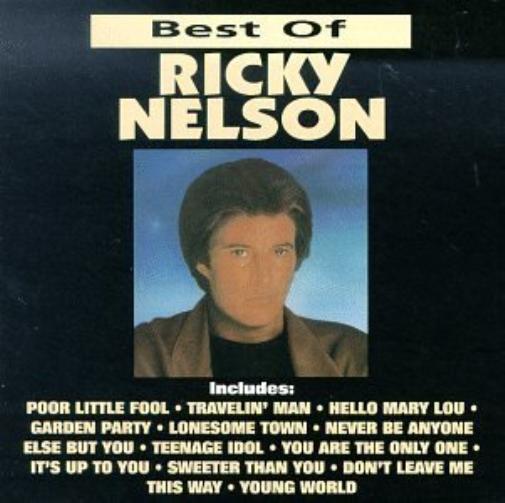 NELSON, RICKY-BEST OF (UK IMPORT) CD NEW