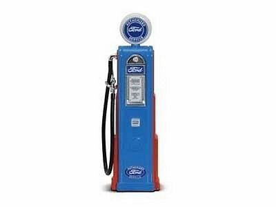 New In Box  1/18 Scale Diecast  Road Signature FORD Digital Gas Pump
