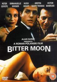 1 of 1 - Bitter Moon (DVD, 2004
