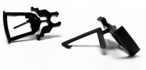 Hornby-R8099-10-Pack-Coupling-Assemblies-00-Gauge-Wheels-amp-Couplings-Accessory