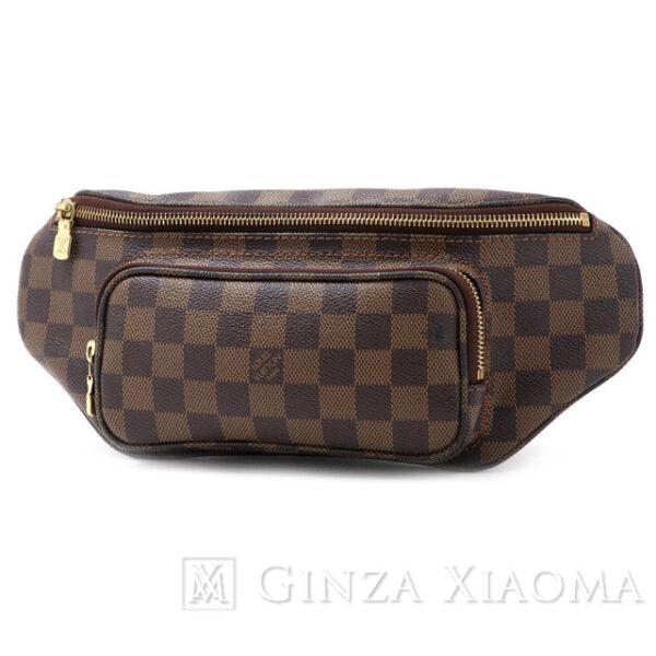 a538ab829833f Louis Vuitton Damier Bum Bag Melville Waist Pouch N51172 Vi1006 günstig  kaufen