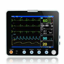 Us 8 Multi Parameter Monitor Icu Ccu Vital Sign Dental Patient Monitor Ecg Nibp