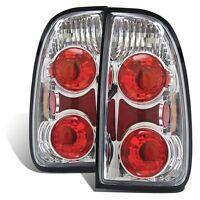 Cg Toyota Tundra 00-04 Tail Light Chrome on sale