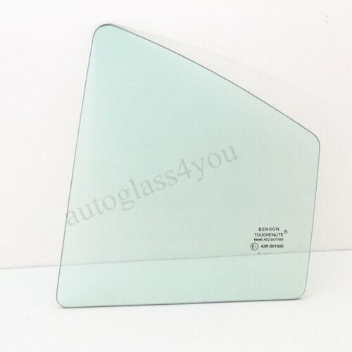 For 2007-2010 Kia Optima 4 Door Sedan Rear Vent Window Glass Driver//Left Clear