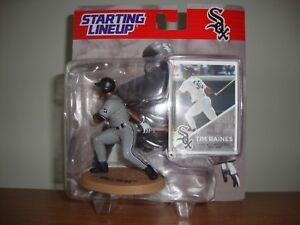 Chicago White Sox Tim Raines Starting Lineup Figure Figurine SGA 9/9/17