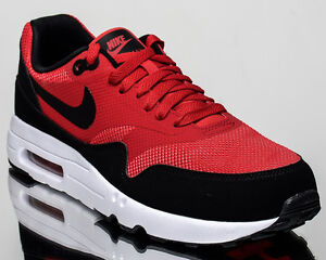f3cf77b0cf6665 Nike Air Max 1 Ultra 2.0 Essentials men lifestyle sneakers NEW red ...