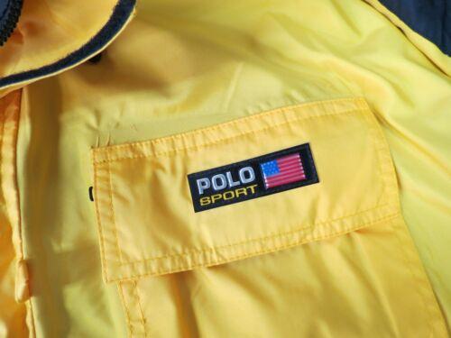 VTG Polo Sport Ralph Lauren USA Flag Yachting wind