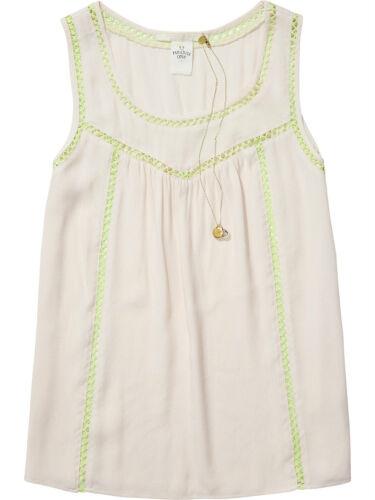 Lime Maison £78 3 amp; Top 131306 1 2 Sleeveless P Blossom Scotch ETqTxrA