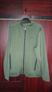 Elevated Under Jacket Nuovo Bomber Armour 2xl Xxl Green ttqOwr508n