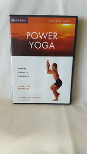 POWER-YOGA-Strength-Flexibility-amp-Stamina-DVD-RODNEY-YEE-3-Complete-Workouts