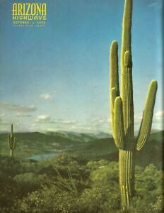 arizona highways october 1953 ansel adams photographs death valley vol 29 no 10