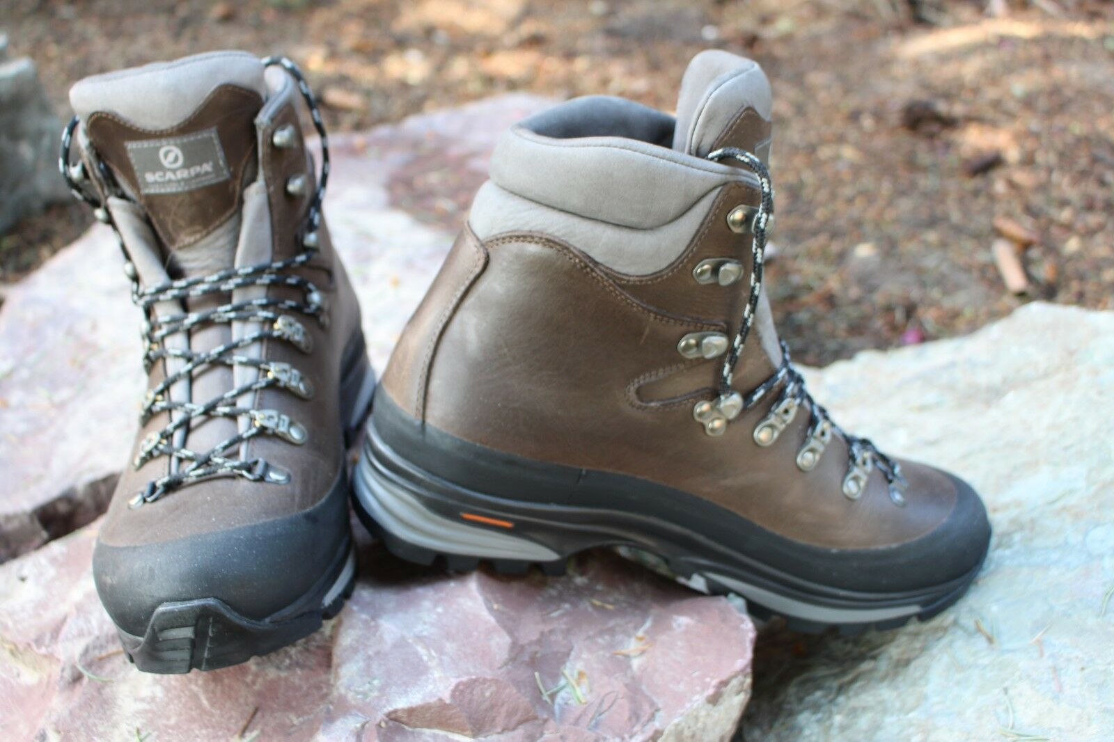 Mens Scarpa Hiking Boot Size 41
