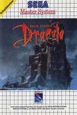 ## SEGA Master System - Bram Stoker´s Dracula / MS Spiel ##