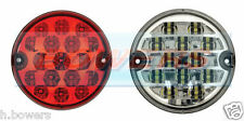 Land Rover Defender Traseras Led Niebla & Reversa lámparas luces Upgrade Kit Rdx Wipac