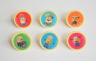 12 Spongebob Squarepants Cupcake Rings Topper Birthday Kid Party Goody Bag Favor