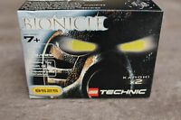 Lego Technic Bionicle 8525 Kanohi Mask Pack - Factory Sealed Minmb Rare