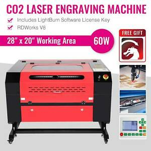 """Co2 Laser Engraver Engraving 28 x 20"""" 60W RDworksV8 W ..."""