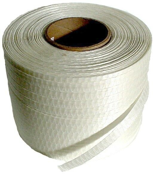 1 2  x 1,500 ft. (0.5 in. Width) Woven Cord Strapping Dr. Shrink DS-50015
