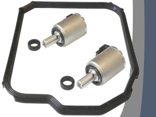 Für PEUGEOT AL4 2x Magnetventil Automatikgetriebe 3x Ölwannendichtung RepSatz
