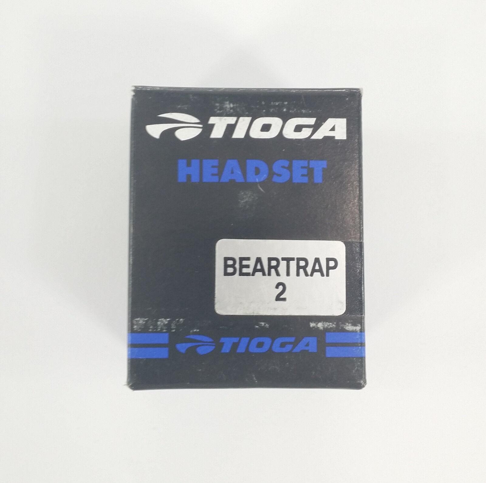 """TIOGA Beartrap II 2 1/"""" BMX  HEADSET 21.1 MM QUILL STEM"""