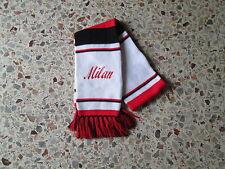 d18 sciarpa MILAN AC football club calcio scarf bufanda echarpe italia italy