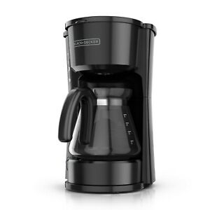BLACK-DECKER-4-in-1-5-Cup-Coffeemaker-Black-CM0750B