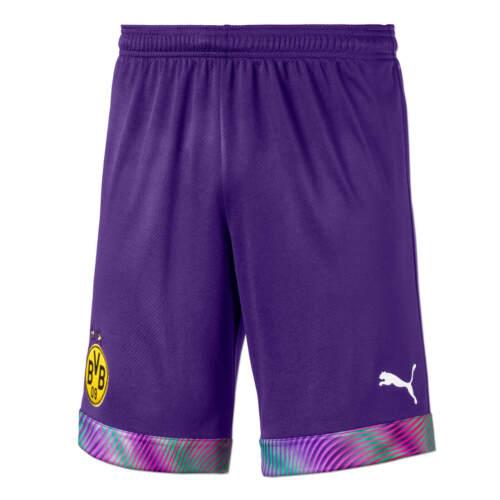 BVB-Torwarttrikothose 19//20 Farbig Borussia Dortmund violett ORIGINAL