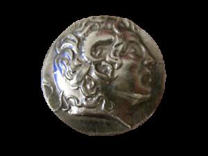 Grecque-Antique-Thrace-Lysimaque-Drachme-Alexandre-Le-Grand-Reamorcage