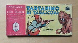 COLLANA-DI-LIBRI-CELEBRI-034-TARTARINO-DI-TARASCONA-034-da-A-Daudet-ORIGINALE