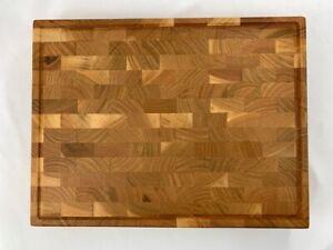 Tagliere da cucina in legno di ciliegio 390x295 artigianale made in Italy
