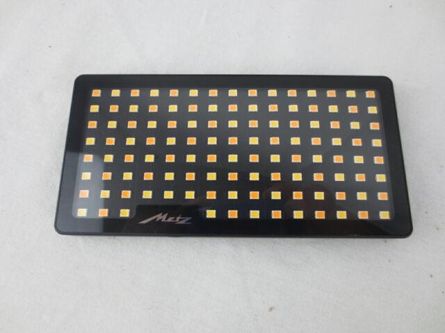 Metz mecalight S500, LED-Videoleuchte DEFEKT W20-HT6912