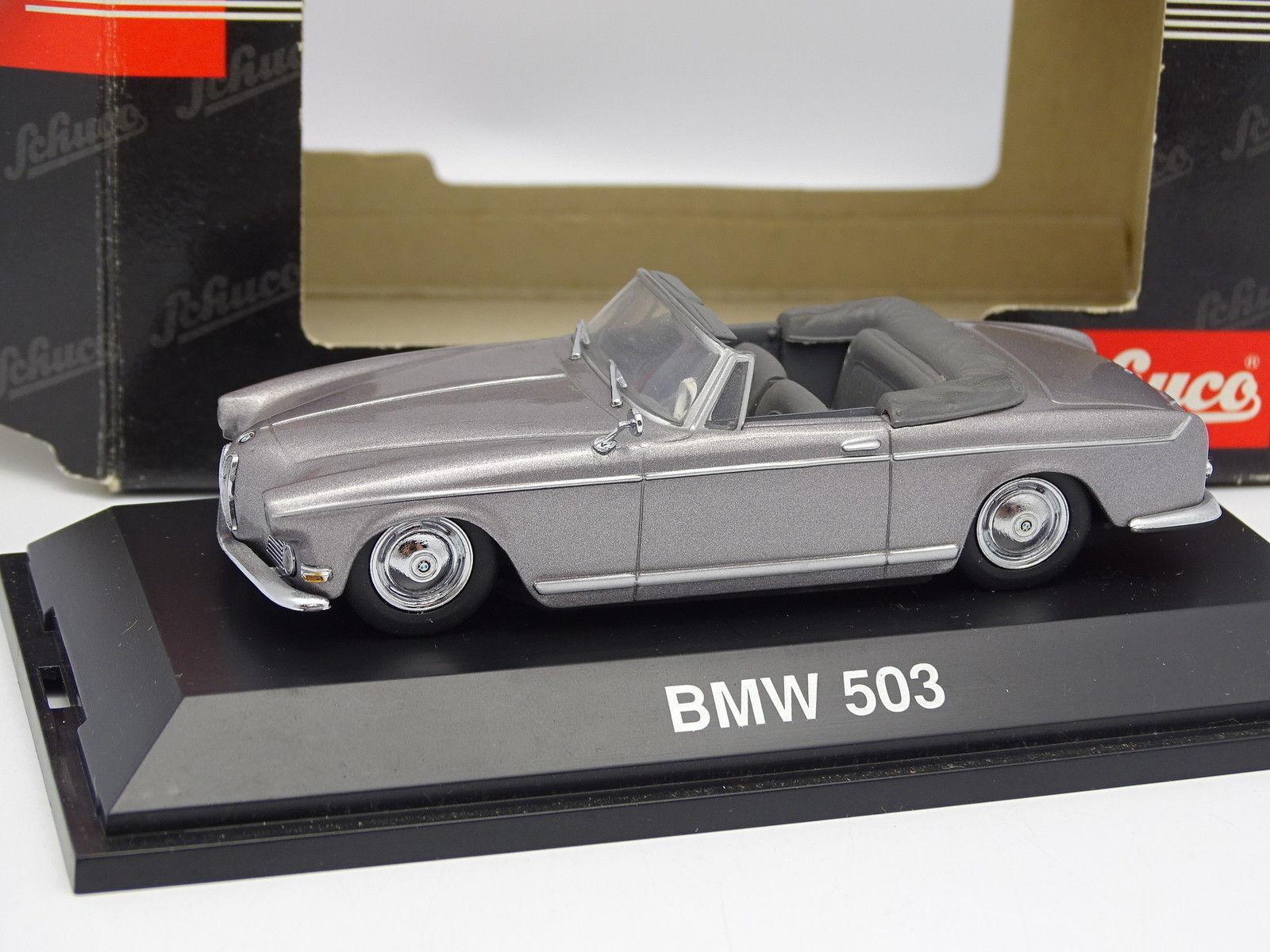 Schuco 1 43 - bmw 503 grey grey grey cf3ea7