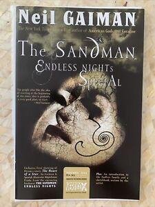 SANDMAN ENDLESS NIGHTS SPECIAL - DC//Vertigo, 2003
