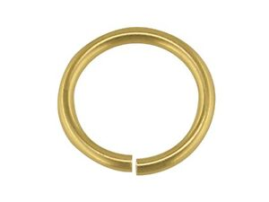 9ct Yellow Gold Jump Ring Finding QelEW