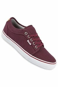 e8da3df719 VANS Chukka Low (Cork) Wine Skate Shoes Men s 7 Women s 8.5