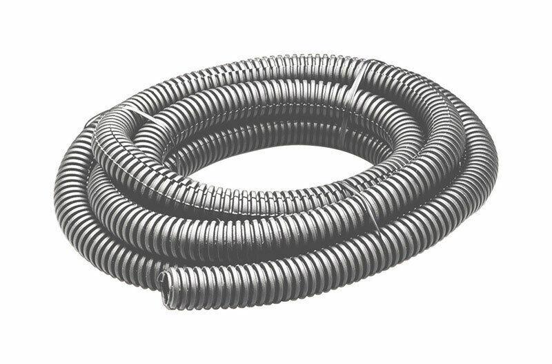 Gardner Bender 3/4 in. Dia. x 60 in. L Gray Plastic Flex Tube