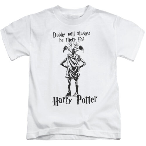 HARRY POTTER ALWAYS BE THERE Licensed Kids Graphic Tee Shirt 4 5-6 7