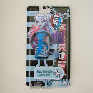 Abbey-Bominable-Monster-High-Doll-Fashion-Clothes-Outfit-Pack-2012-Dress-Mattel