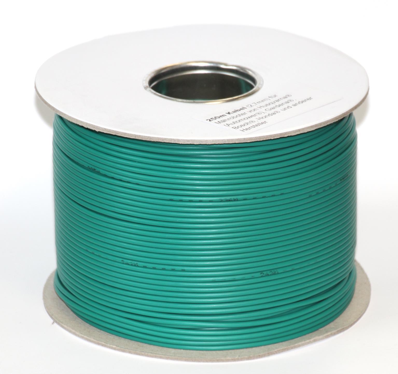 Begrenzungskabel 250m Bosch Indego 1000 1200 1300 connect Kabel Draht Ø2,7mm