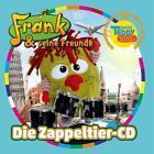 Die Zappeltier-CD von Frank & seine Freunde,Frank und seine Freunde (2016)
