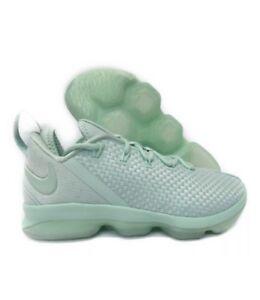 6000223f7bb Nike Lebron XIV Low Mint Foam  TIFANNY CO  (878636-300) Size 12.5 US ...