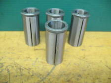 3 New Hardinge 1 18 Od X 34 Id Drill Bushings 5764 Cnc Milling Lathe