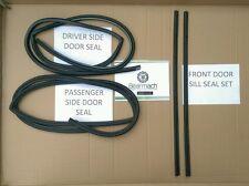 08 Land Rover Defender 90 37 LR044307 Front Door Seal Set Bearmach BR1038 110