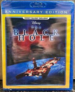 Disney's The Black Hole Blu-ray Movie Club Exclusive - BRAND NEW SEALED!