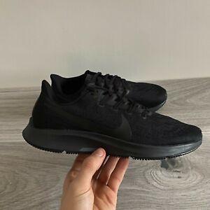 Nike Homme Air Zoom Pegasus 36-UK 7, 7.5 & 8-Triple Black (AQ2203-006)