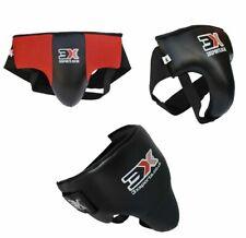 Krav Maga Revgear Steel Metal Groin Cup Guard Protector MMA Boxing Muay Thai UFC