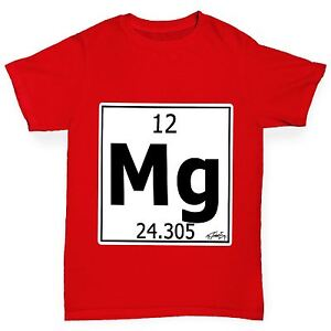 Twisted envy boys periodic table element mg magnesium t shirt ebay image is loading twisted envy boy 039 s periodic table element urtaz