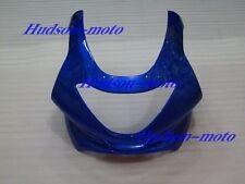 Front Nose Cowl Upper Fairing For YAMAHA Thundercat 1996-2007 YZF 600R 05 Blue